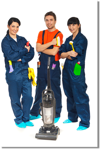 Cleaners in Oxford